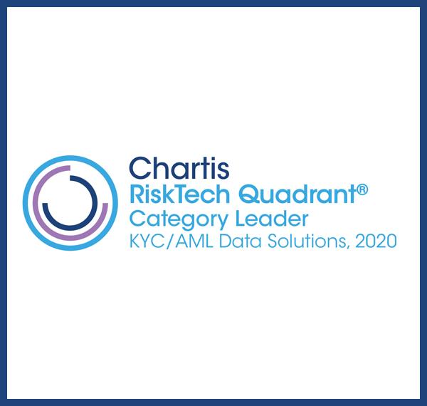 Chartis Quadrant Award