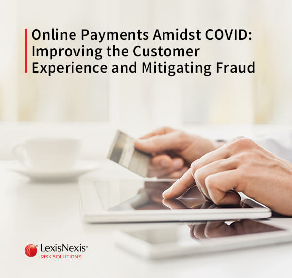 Fraud in Online Payments amidst-COVID
