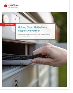 Making Direct Mail A More Responsive Partner