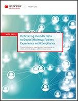 provider network data white paper