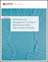 social determinants of health myths