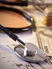 stethoscope money