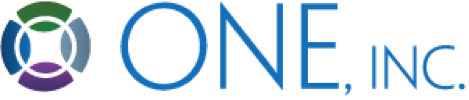 ONE, Inc Logo