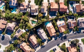 Market Intelligence homes