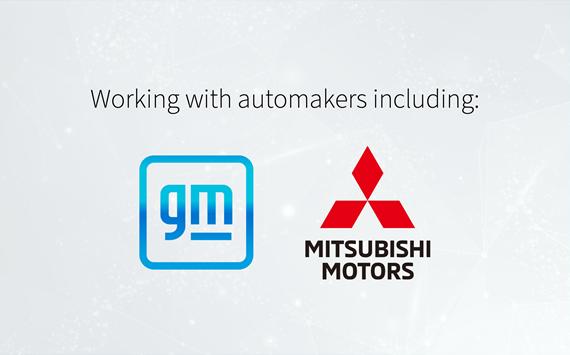 OEM partners logos