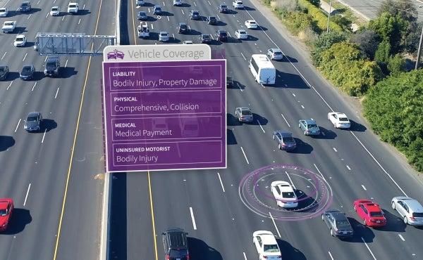 Auto insurance highway
