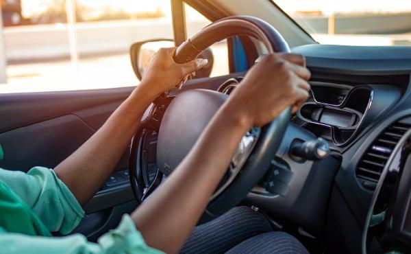 Auto insurance driving