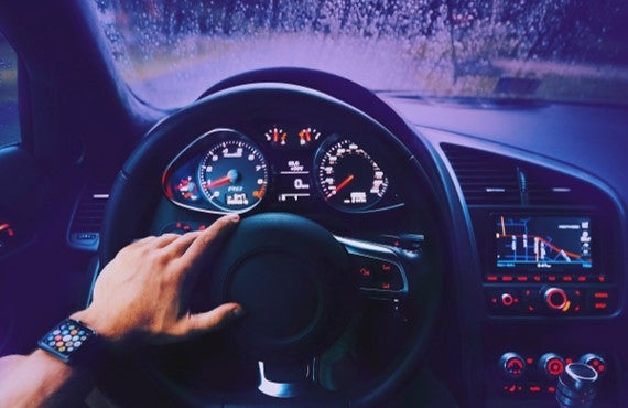 digital ebook smart car driving
