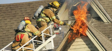 Home Insurance Solutions Fire and Disaster Response Score