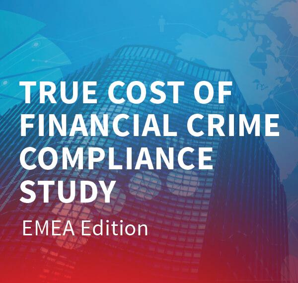 True cost of Compliance in EMEA