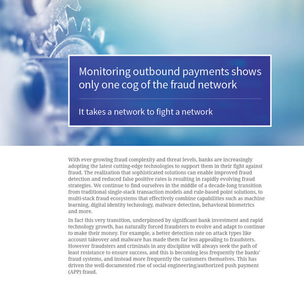 Prevent fraud with inbound payment monitoring